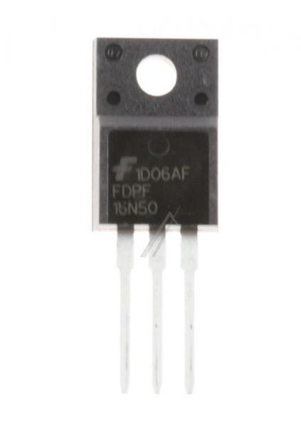 FDPF16N50 Tranzystor TO-220F (N-CHANNEL) 500V 16A,0