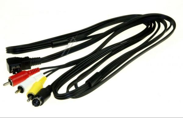 Kabel Kamera - CINCH (wtyk//S-VIDEO wtyk x3/wtyk) | (HITACHI) 5856293,1
