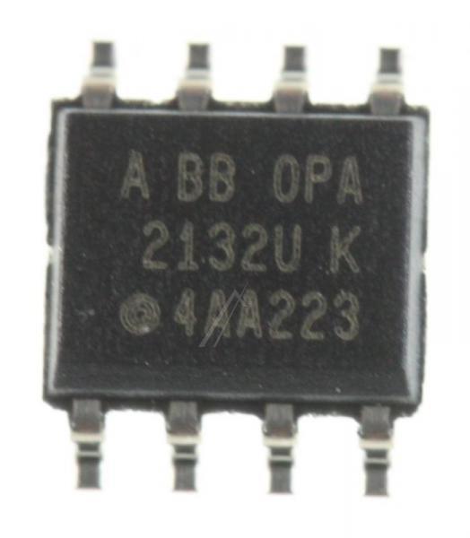 OPA2132UA 2132U IC OPERATIONSVERSTÄRKER, SMD SOIC-8 (BURR-BROWN) TEXAS-INSTRUMENTS,0
