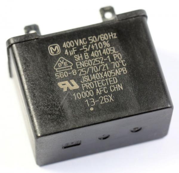 Kondensator sprężarki do lodówki RCEZA250CBZZ,0