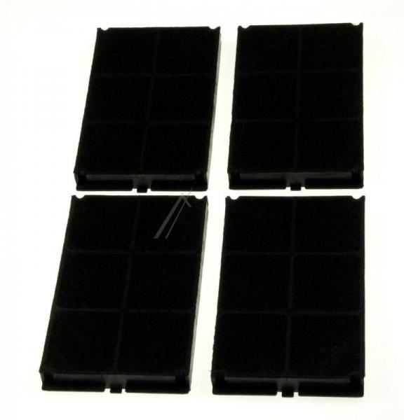 Filtr węglowy aktywny w obudowie do okapu 76X0586,1