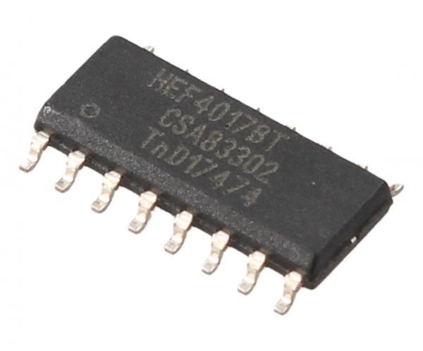 HEF4017BT,652 Układ scalony IC,0