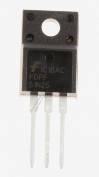 FDPF51N25 Tranzystor TO-220F (N-CHANNEL) 250V 30A,0