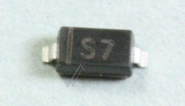 BAT42W Dioda Schottkiego BAT42W 30V | 0.2A (SOD-123F-2),0