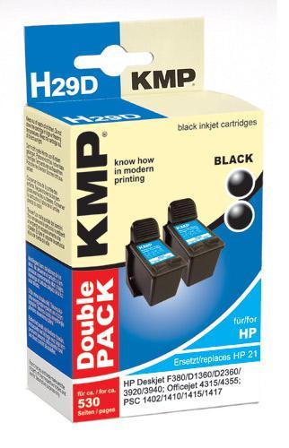 Tusz czarny do drukarki  H29D,0