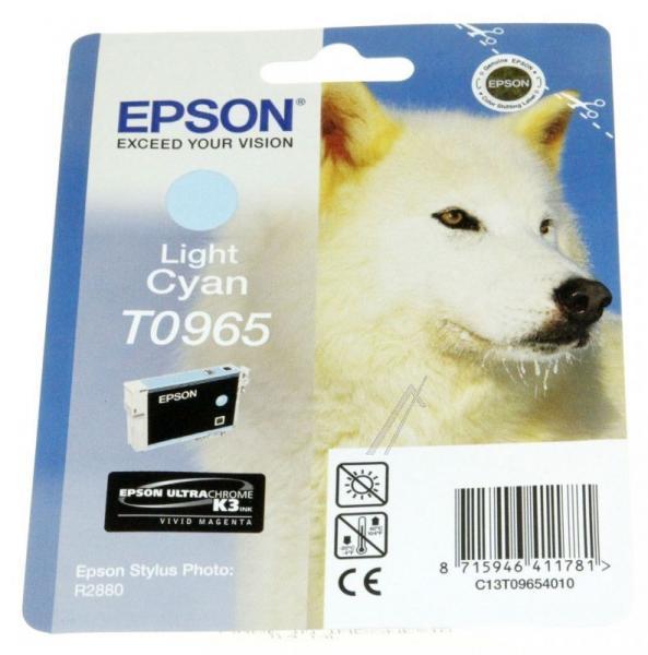 C13T09654010 T09654010 TINTENPATRONE, LIGHT CYAN, 11,4ML EPSON,0