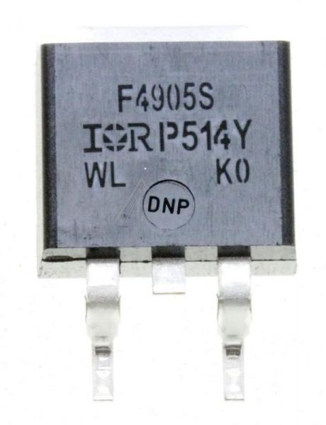 IRF4905SPBF Tranzystor MOS-FET D2Pak (p-channel) 55V 42A 10MHz,0