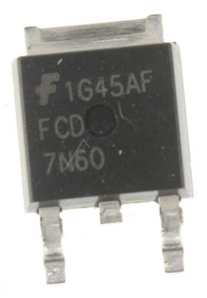 FCD7N60TM FCD7N60TM Tranzystor,0