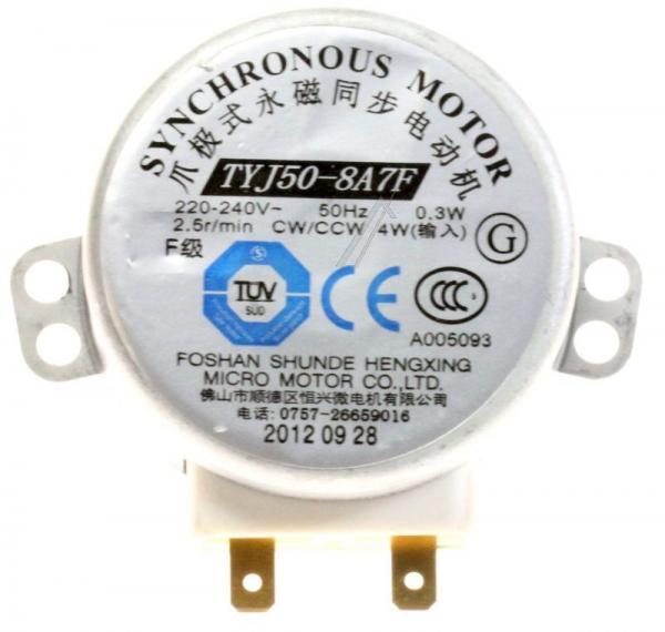 Silnik napędowy mikrofalówki 00617093,0