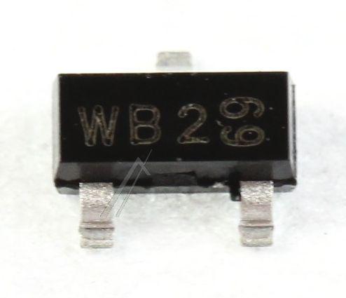 BZX84-C3V6,215 Dioda Zenera,0