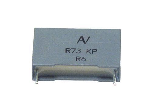 120nF | 1.6kV Kondensator 43430500,0