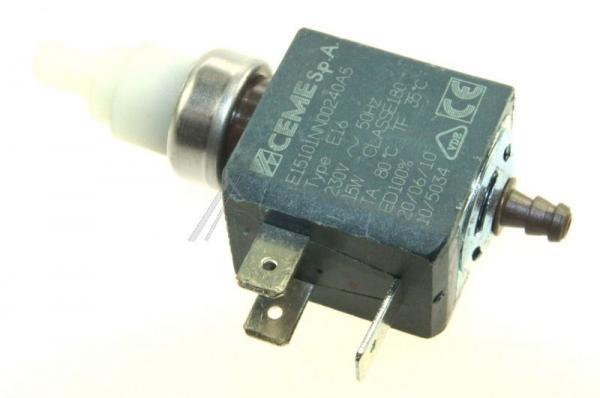 Pompa wody E16 zbiornika parowego do żelazka M0004992,0