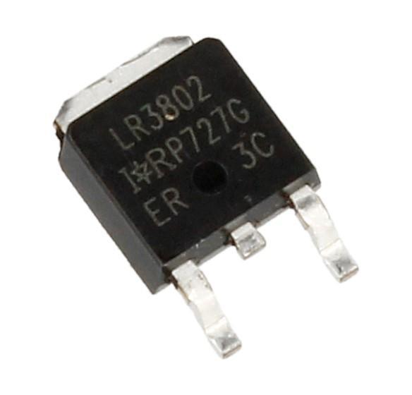 IRLR3802PBF Tranzystor MOS-FET D-PAK (n-channel) 12V 84A 71MHz,0