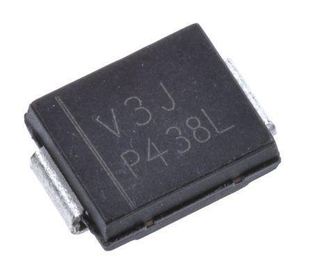 30BQ100PBF Dioda Schottkiego VS30BQ100PBF 100V | 3A (SMC (DO-214AB)),1