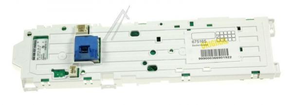 Moduł elektroniczny skonfigurowany do pralki 00675165,0