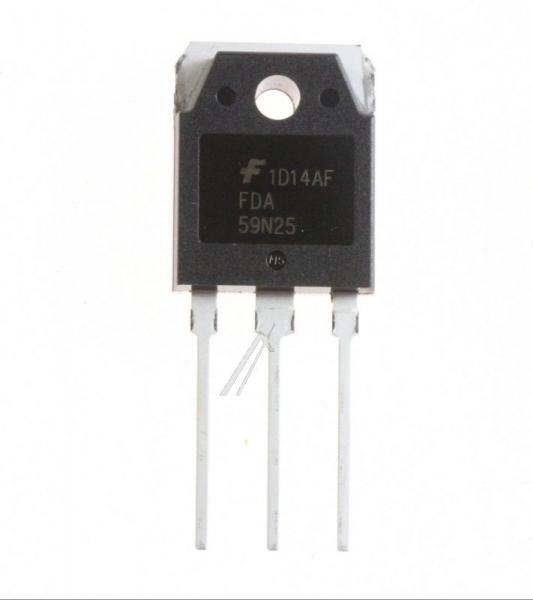 FDA59N25 Tranzystor MOS-FET TO-3P (n-channel) 250V 59A 2MHz,0