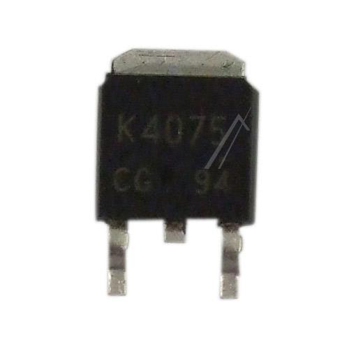 2SK4075 Tranzystor TO-252 (n-channel) 40V 60A 12MHz,0
