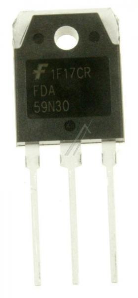 FDA59N30 Tranzystor TO-3PN (N-CHANNEL) 300V 59A,0