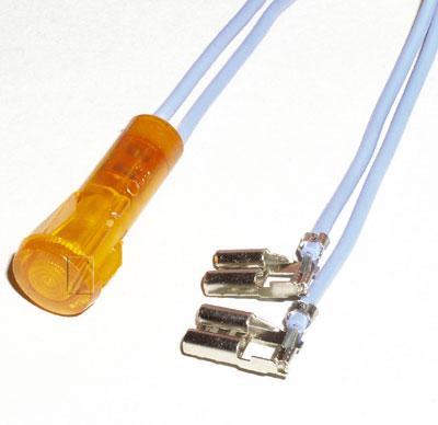 Lampka kontrolna do piekarnika Candy 93431195,0