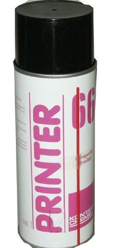 Preparat czyszczący PRINTER-66 do głowic drukarki Kontakt Chemie 66PRINTER400ML 400ml,0