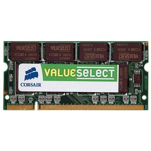 Pamięć RAM DDR2 667MHz 1GB SO-DIMM VS1GSDS667D2,0