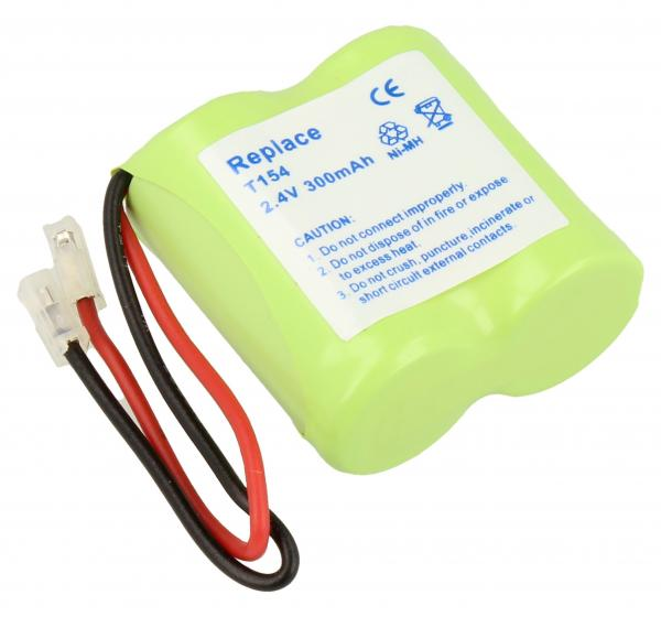 CPAA24012 Akumulator 2.4V 300mAh telefonu bezprzewodowego,0