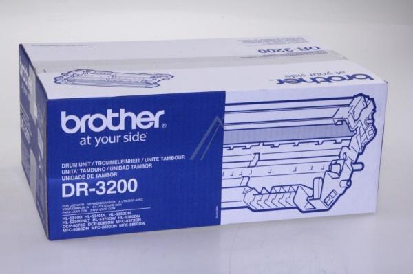 DR3200 TROMMELEINHEIT, SCHWARZ, 25K BROTHER,0