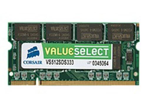 Pamięć RAM DDR 400MHz 512MB Corsair VS512SDS400,0