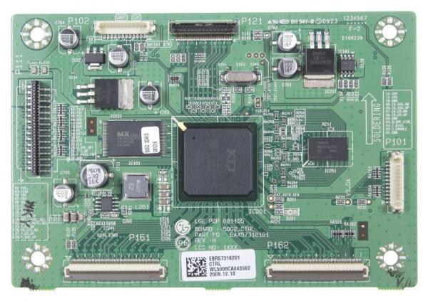 EBR57316201 BORAD PCB LG,1