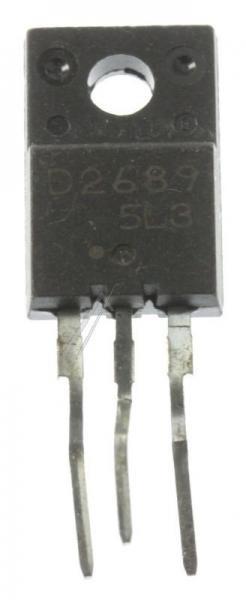 2SD2689LS Tranzystor TO-220F (npn) 700V 10A,0