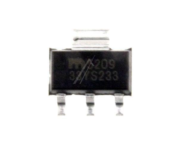 MIC5209-3,3YS Stabilizator napięcia,0