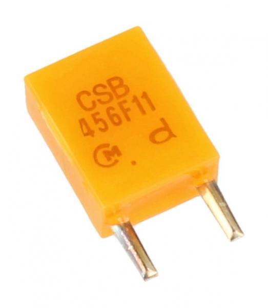 456kHz Filtr | Rezonator ceramiczny JVC CSB456F11,0