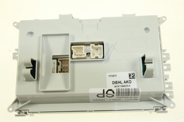 Moduł elektroniczny skonfigurowany do pralki 480112100631,0
