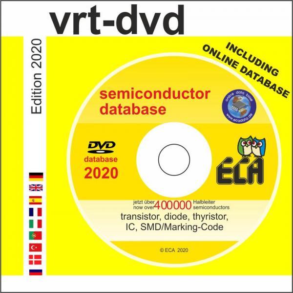 40318 VRTDVD2018 katalog półprzewodników ECA,0