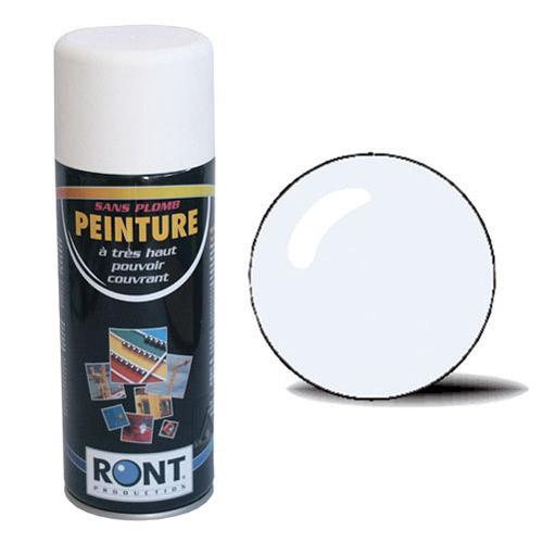 lakier biały w sprayu 400ml do pralek, zmywarek itp.,0