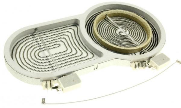 Pole grzejne rozszerzone do płyty grzewczej Siemens 00674650,0