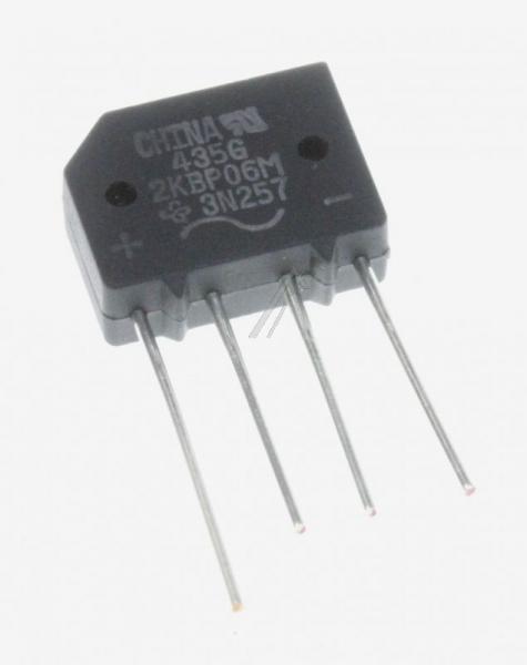 2KBP06M Mostek prostowniczy 600V 2A,0