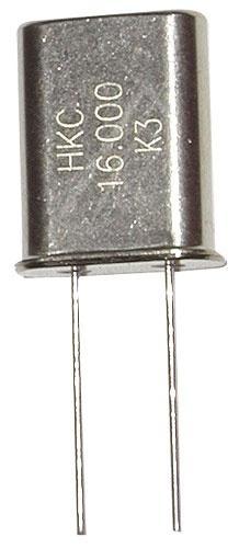16MHz Rezonator kwarcowy,0