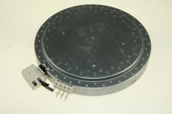 Pole grzejne duże do płyty grzewczej Whirlpool 480121101745,0