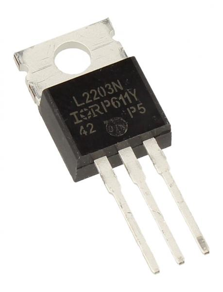 IRL2203NPBF Tranzystor MOS-FET TO-220 (n-channel) 30V 116A 6MHz,0