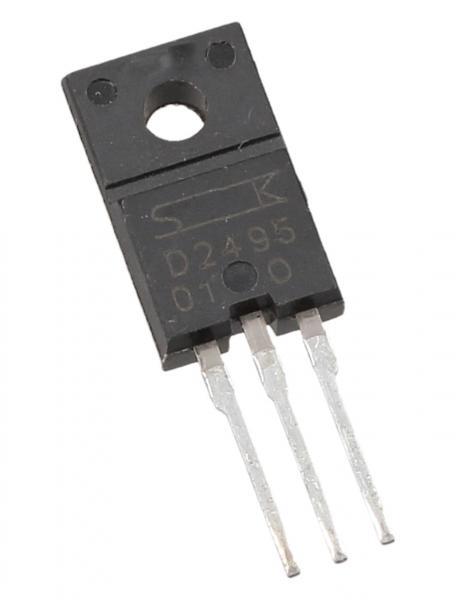 2SD2495 Tranzystor TO220F (NPN) 110V 6A,0
