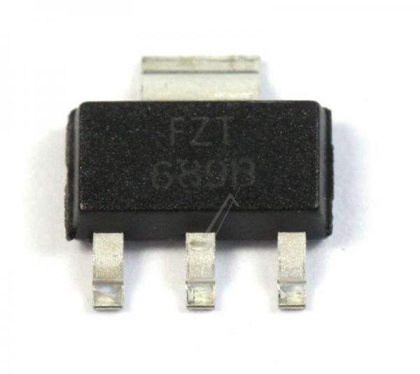 FZT689BTA Tranzystor SOT-223 (npn) 20V 3A 150MHz,0