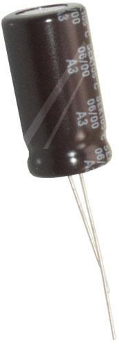 680uF   63V Kondensator elektrolityczny 105°C 25mm/16mm,0