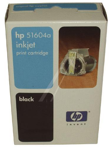 Tusz czarny do drukarki  51604A,0
