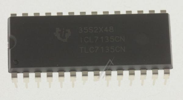 TLC7135CN ADC, 4,5BIT, 0,003KSPS TEXAS-INSTRUMENTS,0