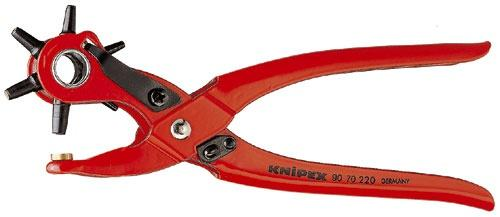 9070220 REVOLVERLOCHZANGE KNIPEX,0