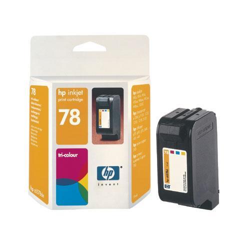 Multipack | Zestaw tuszy C,M,Y do drukarki  C6578DE,0