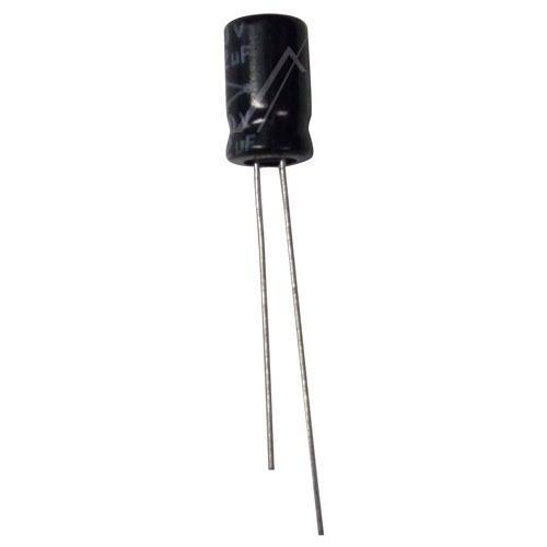 2.2uF | 100V Kondensator elektrolityczny bipolarny 85°C 6mm/11mm,0