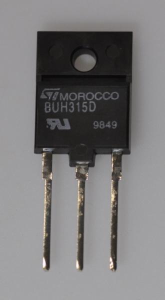 BUH315D Tranzystor TO-3P (npn) 700V 6A 5MHz,0