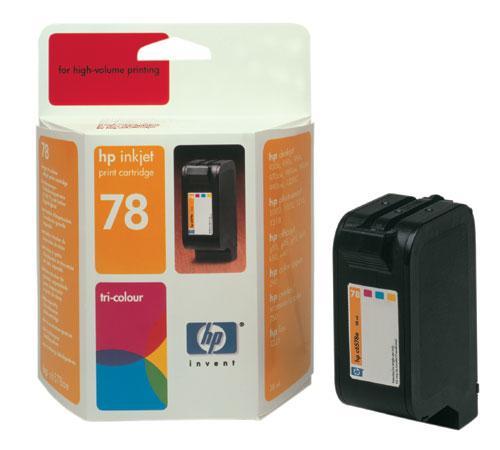 Tusz kolorowy do drukarki  C6578AE,0
